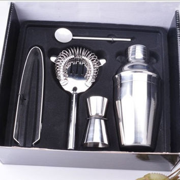 Professional Hot Deal Kitchen Helper On Sale Easy Tools Set Home Cocktail Shaker [10250059980]