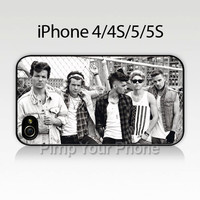 1D One Direction iPhone 4 4S 5 5S Case