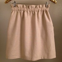 Pick Your Color: Linen Skirt from Sarta Designs