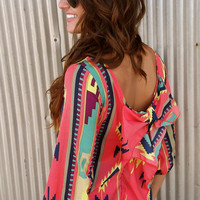 Navajo Bow Blouse | The Rage