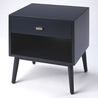 Butler Sheldon Blue Side Table