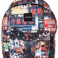 The Hong Kong Backpack in Multi