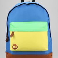 Mi-Pac Tri-Tone Backpack - Urban Outfitters