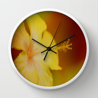 An Afterthought Wall Clock by Intrinsic Journeys