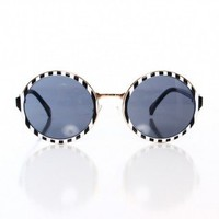 Occasion Striped Sunnies