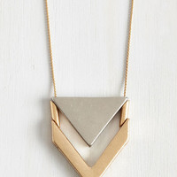 Urban Two the Point Necklace by ModCloth