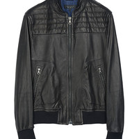 Bombardier Leather Jacket   rag & bone Official Store
