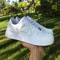 Nike Air Force 1 new men's women's casual trendy sports shoes sneakers
