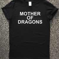 mother of dragons T-Shirt Unisex Adults Size S to 2XL