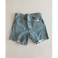 Levis 501 Mid Thigh Short - Luxor Capital
