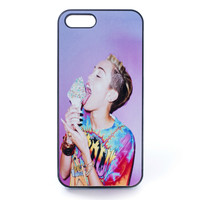 Miley Cyrus Ice Cream Case