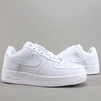 Trendsetter Nike Air Force 1'07  Women Men Fashion Casual Old Skool Low-Top  Shoes