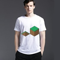 Summer Creative Men's Fashion Tee Short Sleeve Strong Character Cotton Stylish Fashion Casual T-shirts = 6451111171