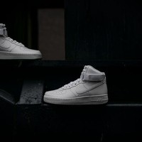 DCCK Nike Air Force 1 High ¡®07 (White/White)