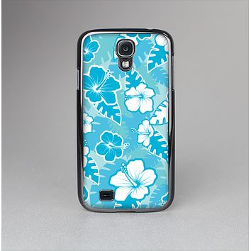 The Hawaiian Floral Pattern V4 Skin-Sert Case for the Samsung Galaxy S4