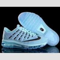 Tagre™ NIKE Trending Fashion casual sports shoes Blue