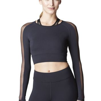 Michi Garnet Crop Top | Michi Crop Top
