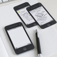 iPhone Sticky Note