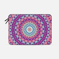 """spinning Macbook Pro 15"""" sleeve by Sylvia Cook 