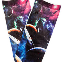 The Outer Space Sock