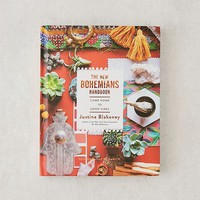 The New Bohemians Handbook By Justina Blakeney | Urban Outfitters