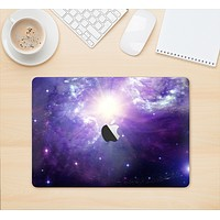 """The Bright Open Universe Skin Kit for the 12"""" Apple MacBook"""