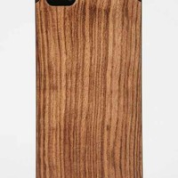Recover Wood iPhone 5/5s Case- Zebrawood One