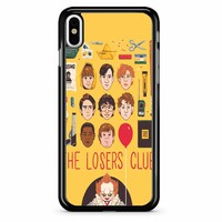 The Losers Club iPhone X Case