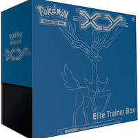 English Pokemon XY Xerneas Elite Trainer Box - Collector's Cache - Pokemon Cards, Yugioh cards, Pokemon, Magic cards, Star Wars, Naruto Cards, Webkinz, World of Warcraft