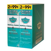 Swisher Sweets Cigarillos 2/.99¢ Tropical Fusion