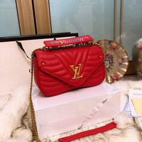 Louis Vuitton New Wave Chain Bag Mm #2286