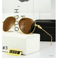 Chrome Hearts 2018 new driving outdoor men and women polarized sunglasses F-A-SDYJ #3