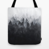 The Heart Of My Heart // Midwinter Edit Tote Bag by Tordis Kayma | Society6
