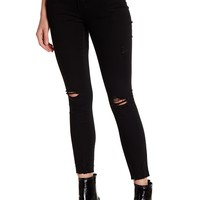 Articles of Society | Carly Release Cropped Hem Jeans | Nordstrom Rack