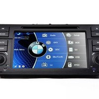 """Susay® BMW E46 7"""" Digital GPS Navigation Car DVD Stereo Radio Player for BMW E46 iPod Free USA&Canada map (View amazon detail page) ASIN: B0083P147M"""