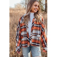 Blissful Evening Flannel