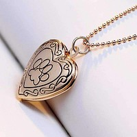 SUTEYI Photo  Necklace Silver/Gold Color Pendant Pet Cat Dog Paw Footprint Mother's Day Gift Necklace Jewelry Macchar Cosplay Catalogue