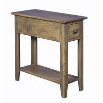 Wing Back Side Table 2 Day Designs 148