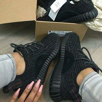 Adidas Yeezy Boost Sneakers Running Sports Shoes