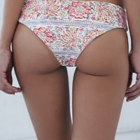 Billabong Paisley Paradise Skimpy Bikini Bottom at PacSun.com
