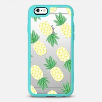 Pineapple Party iPhone 6 case by Nicole White | Casetify