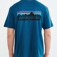 Patagonia P6 Logo Tee - Urban Outfitters