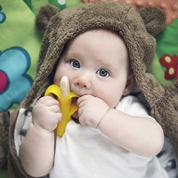 Baby Banana Training Toothbrush