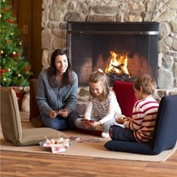 Multiangle Floor Chair | Chairs & Rockers |Plow & Hearth