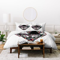 Kris Tate Spirit Of Motion 1 Duvet Cover