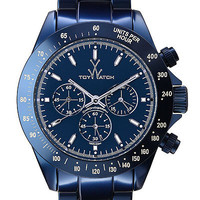 Toy Watch - - Discount Watches and sunglasses Collection - Metallic Stones - Toy Watch Metallic Aluminum