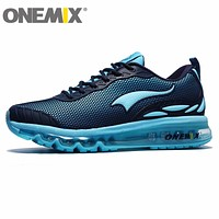 Original Quality Air Jogging Shock Absorbers Sneaker For Men Track Chaussure Sport Breathable Running Shoes Trainers