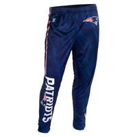 New England Patriots Official NFL Men's Tapered Zip Up Pants