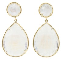 Irene Neuwirth Rainbow Moonstone Earrings