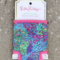 Lilly Pulitzer Koozie - Lilly's Lagoon